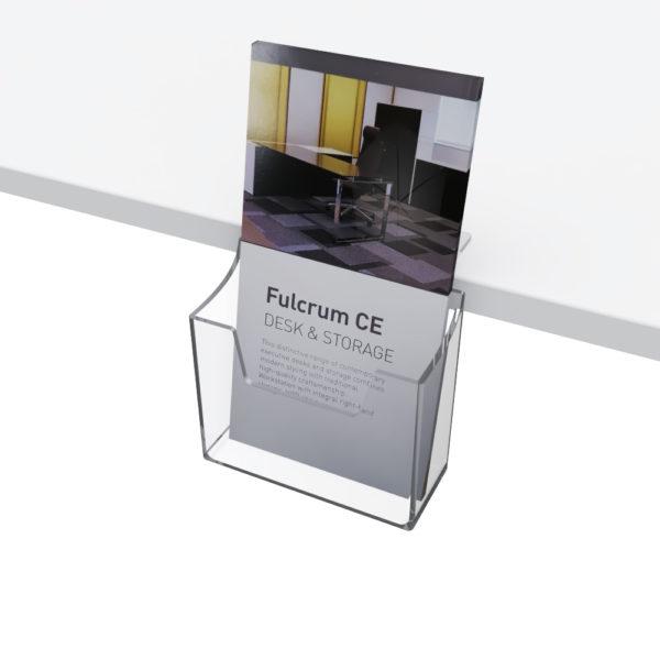 DL Leaflet Holder for Shelf Edge