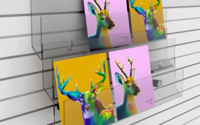 Slatwall Shelves Help Retailers Add Extra Display Space FAST!