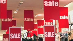 Image of Sale signs