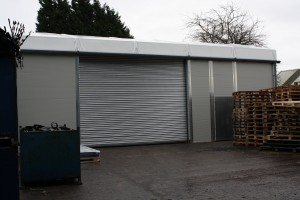 Wrights GPX have added extensive storage and warehousing at the start of 2015