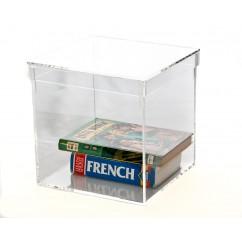 display acrylic cube