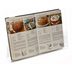 cook book display stand