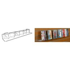 Zig Zag slatwall shelves