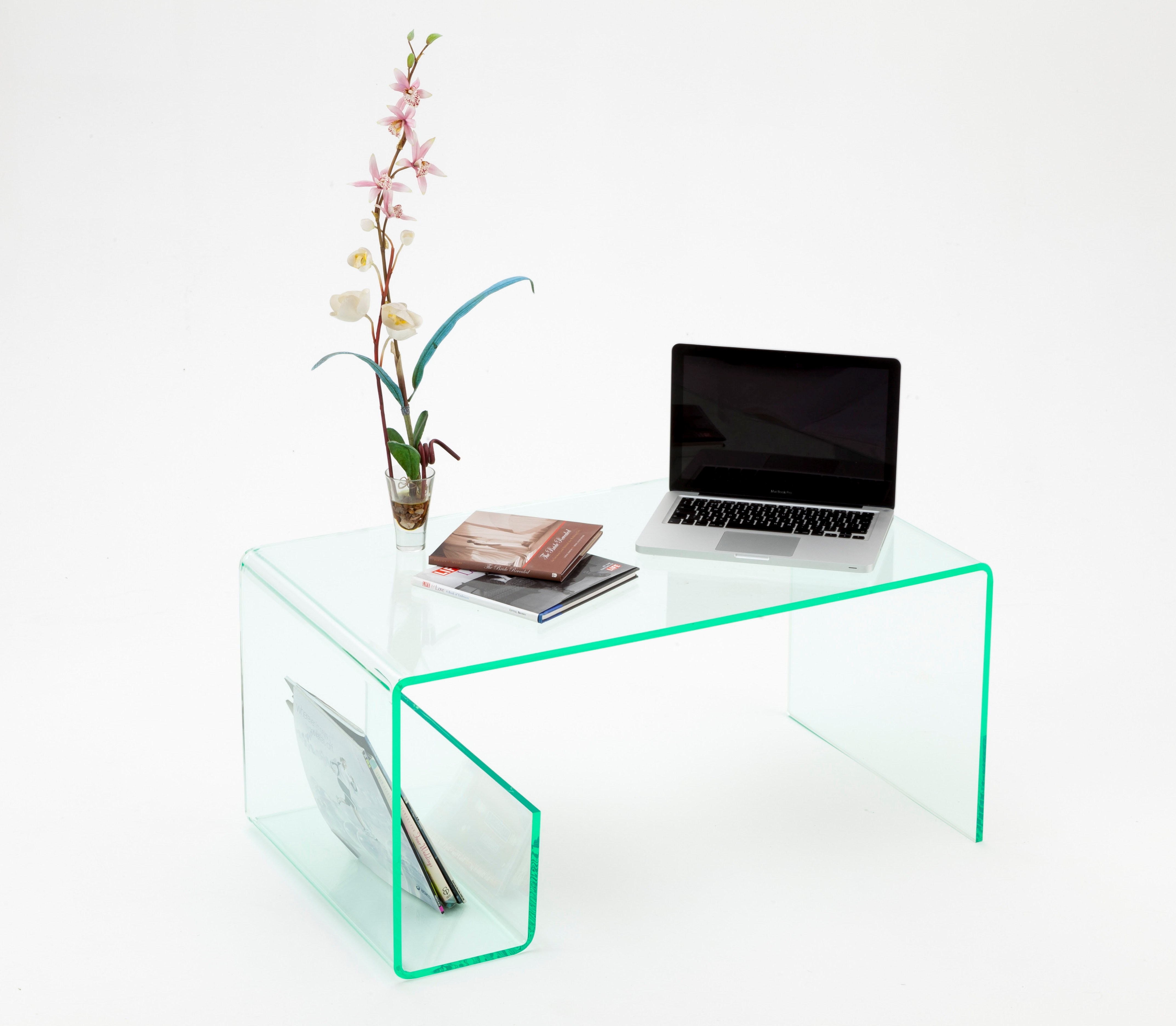 Glass Effect Acrylic Coffee Table | Buy Direct from GPX