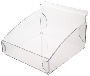 Slatwall Tray. Slatwall Shelves
