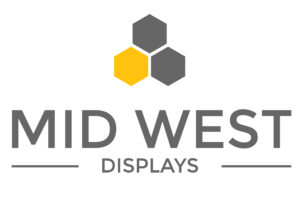 mid west displays logo