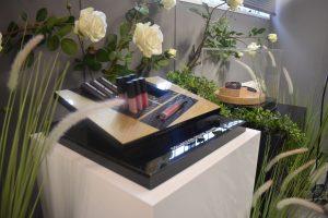 POS retail display showroom