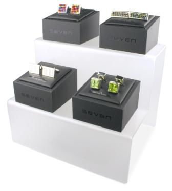 Step Display Stands