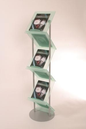 Magazine, Newspaper & Brochure Stands