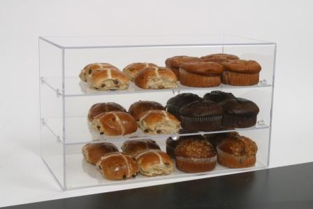 Dried Food & Catering Displays
