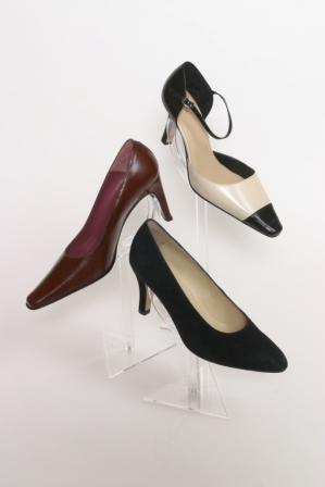 Freestanding Footwear Display - save up to 50%
