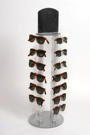 Eyewear & Sunglasses Display + POS