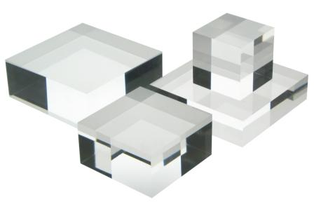 Acrylic Perspex ® Display Blocks