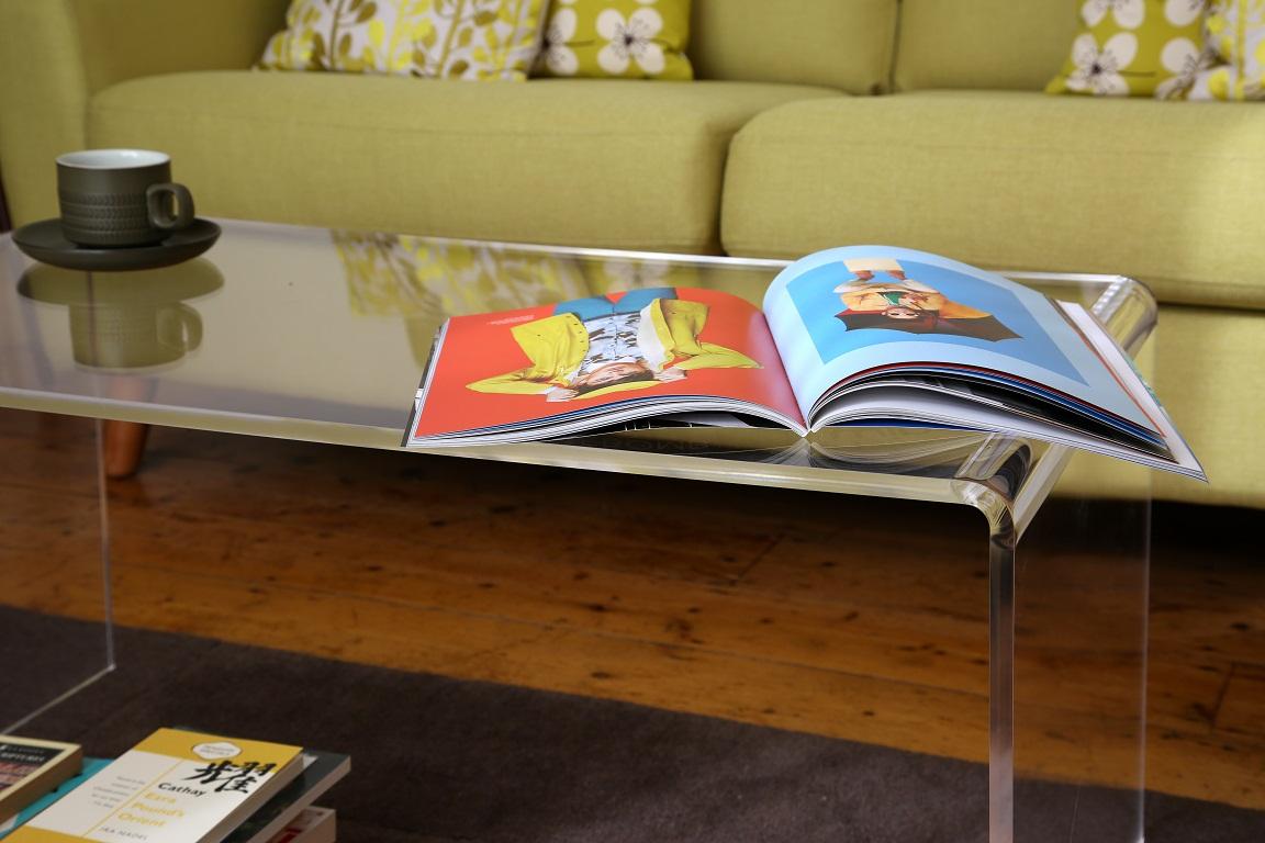Acrylic Coffee Tables | Acrylic Side Tables