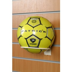 Slatwall Sports Equipment Display