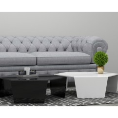 Latest Acrylic Coffee Table & Side Table Collections