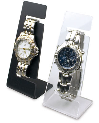 An image of Flat Watch Display – Black