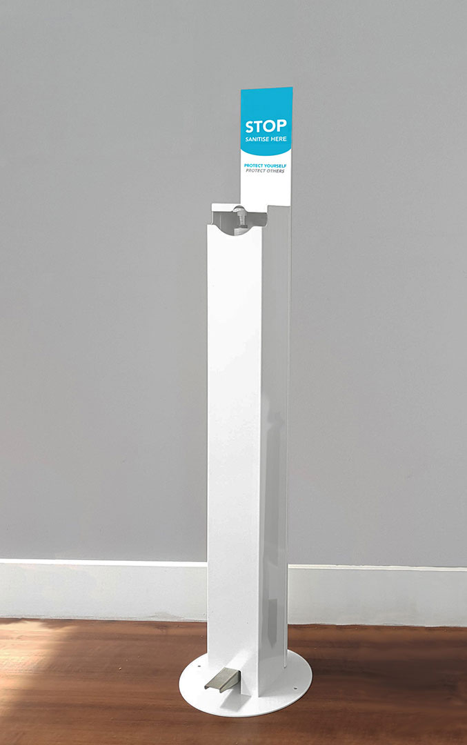 An image of Hands Free Sanitising Station – 1litre